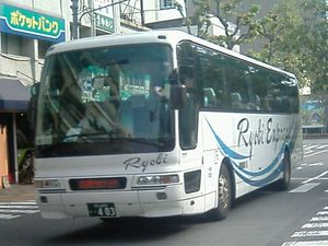 エアロバス(2004年10月2日撮影)